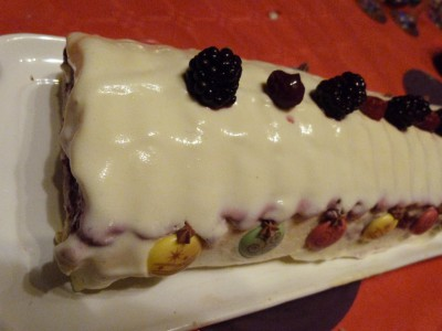 buche fruits rouges mousse ivoire (5)