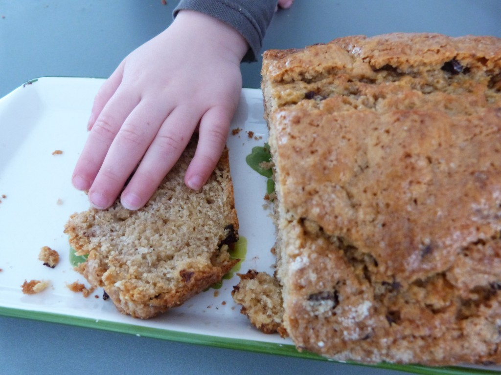 cake au levain café choc (5)