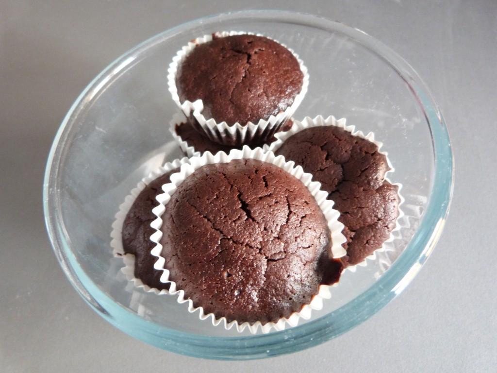 fondant au chocolat sans beurre (1)