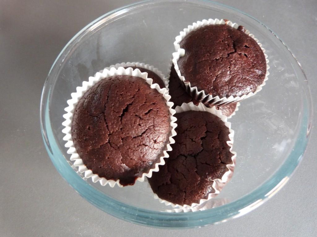 fondant au chocolat sans beurre (2)