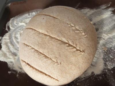 pain au levain boulage (2)