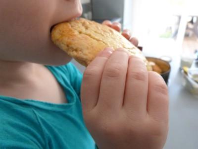 biscuits sablés fourrés chocolat (10)