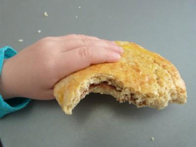 biscuits sablés fourrés chocolat (13)