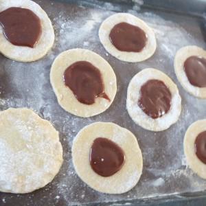 biscuits sablés fourrés chocolat (4)