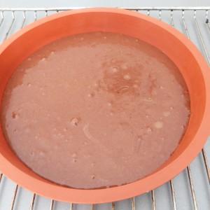 gateau magique chocolat flan vanille (6)