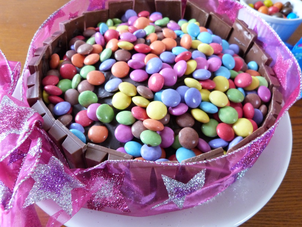 gateau smarties 1