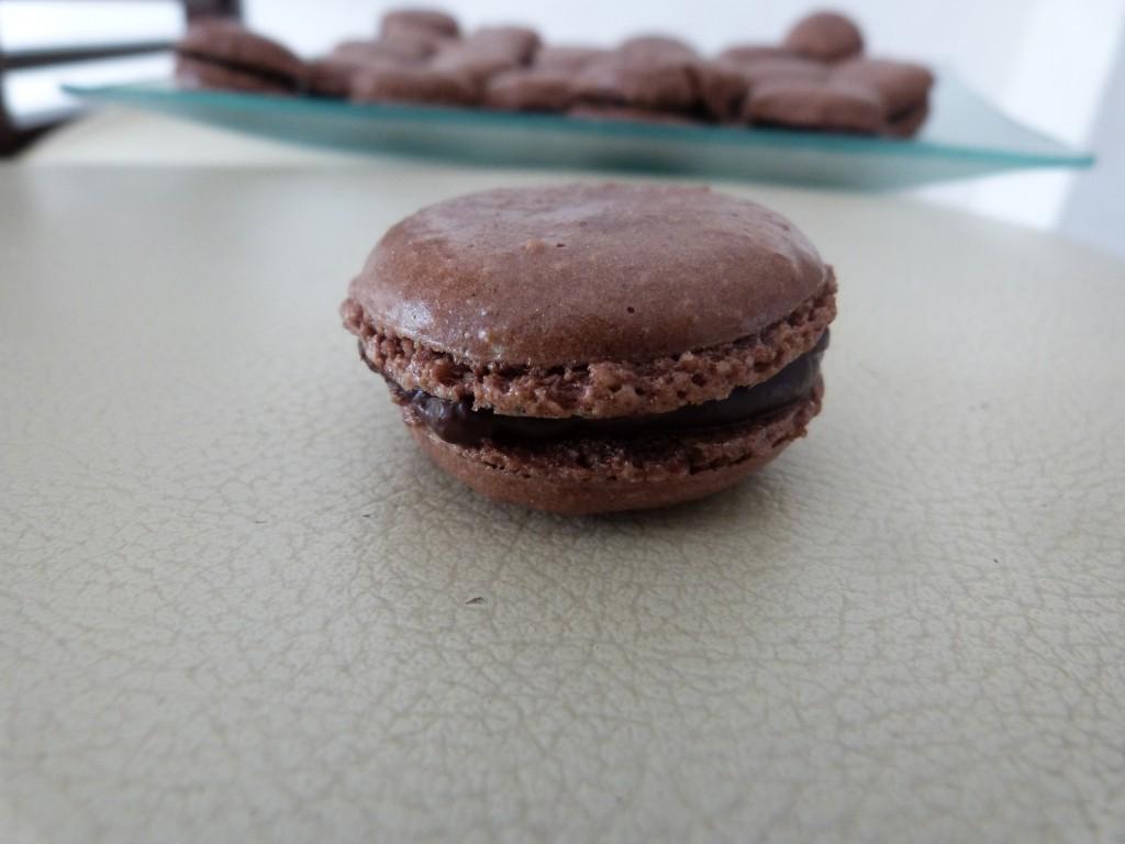 macarons chocolat pistaches (11)