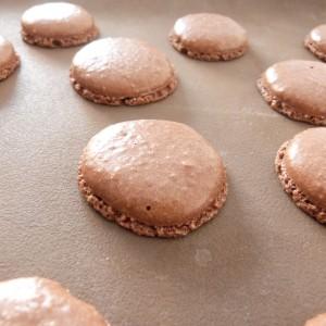 macarons chocolat pistaches (6)