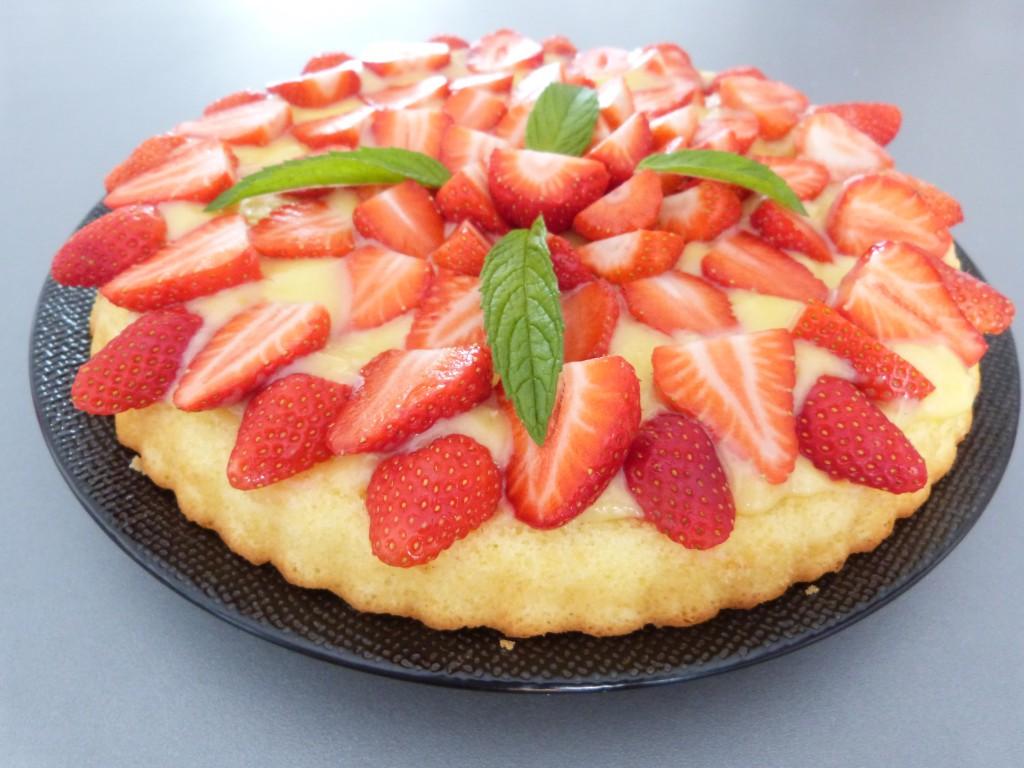 tarte fraises curd citron menthe (3)