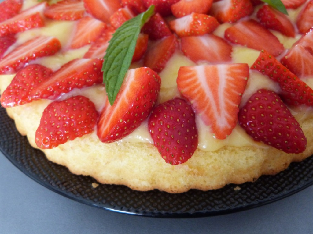 tarte fraises curd citron menthe (4)