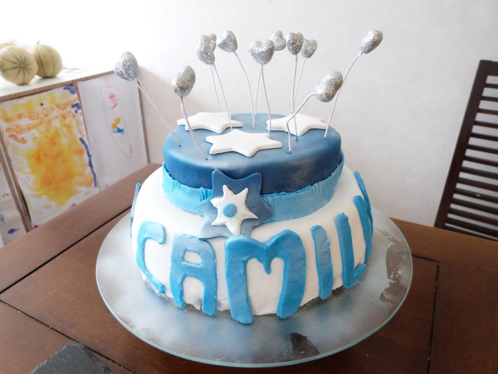 gâteau étoiles Camille (1)