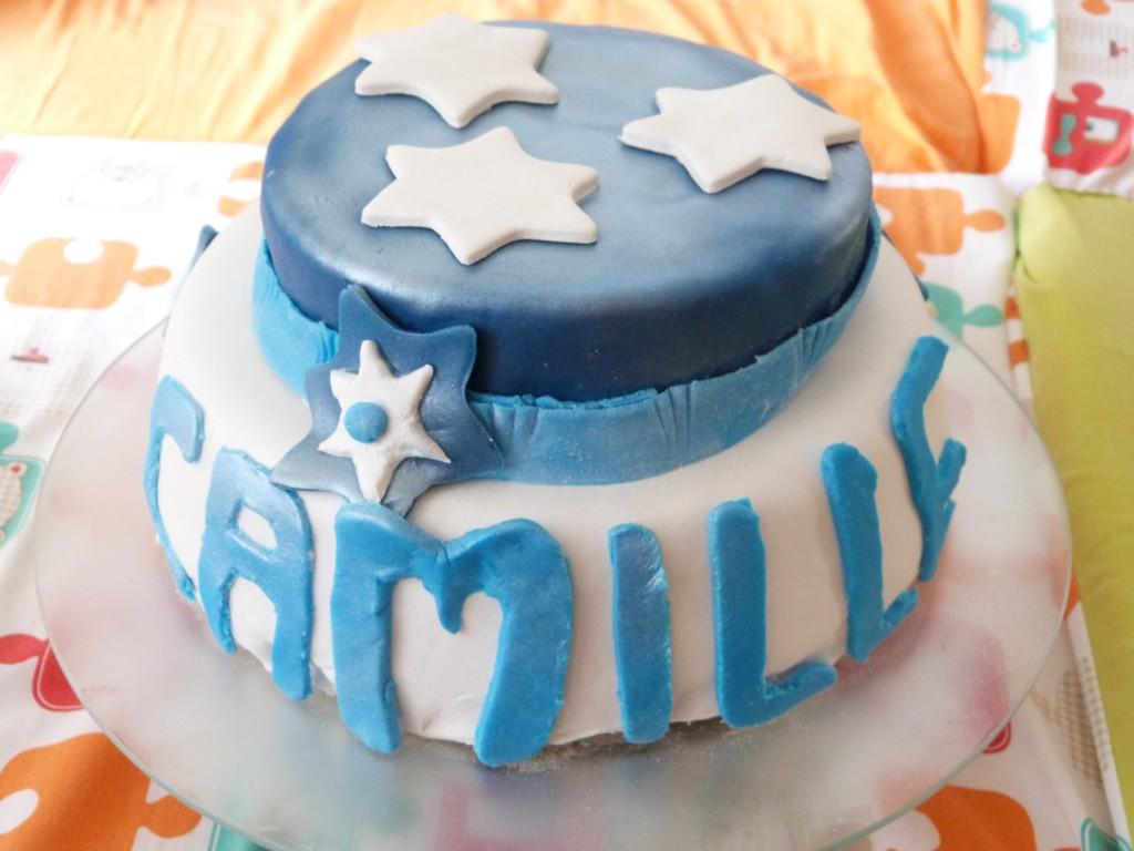 gâteau étoiles Camille (25)