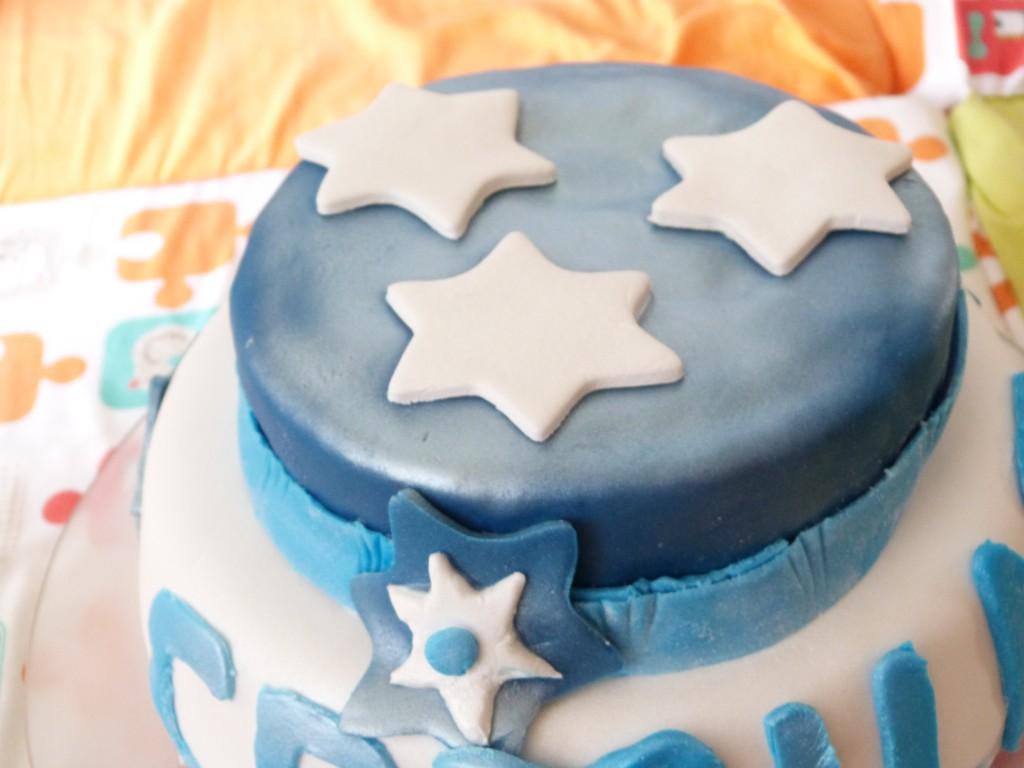 gâteau étoiles Camille (27)