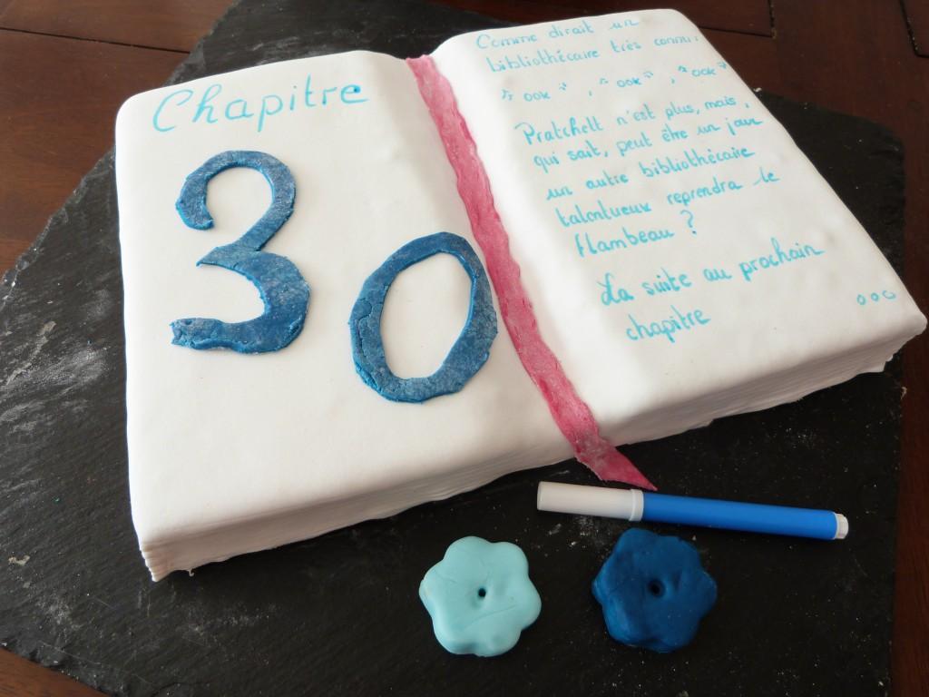 gâteau livre 30 ans Yoann (6)