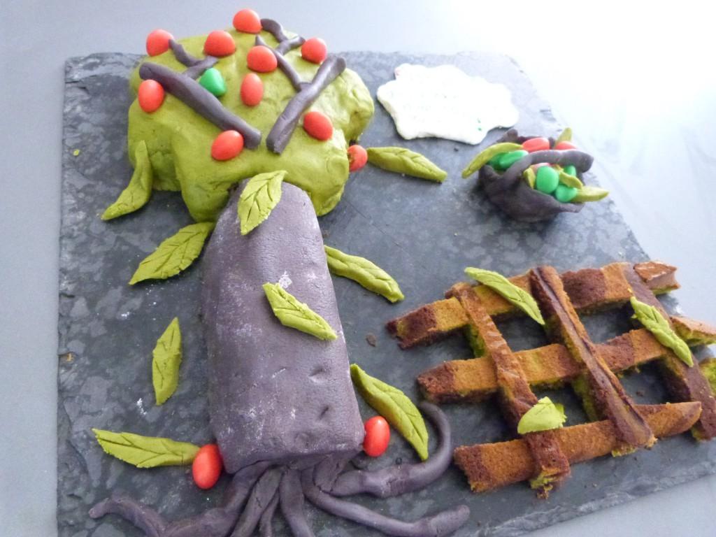 gateau arbre anniversaire (3)