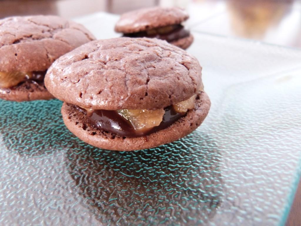 macarons melon chocolat (3)