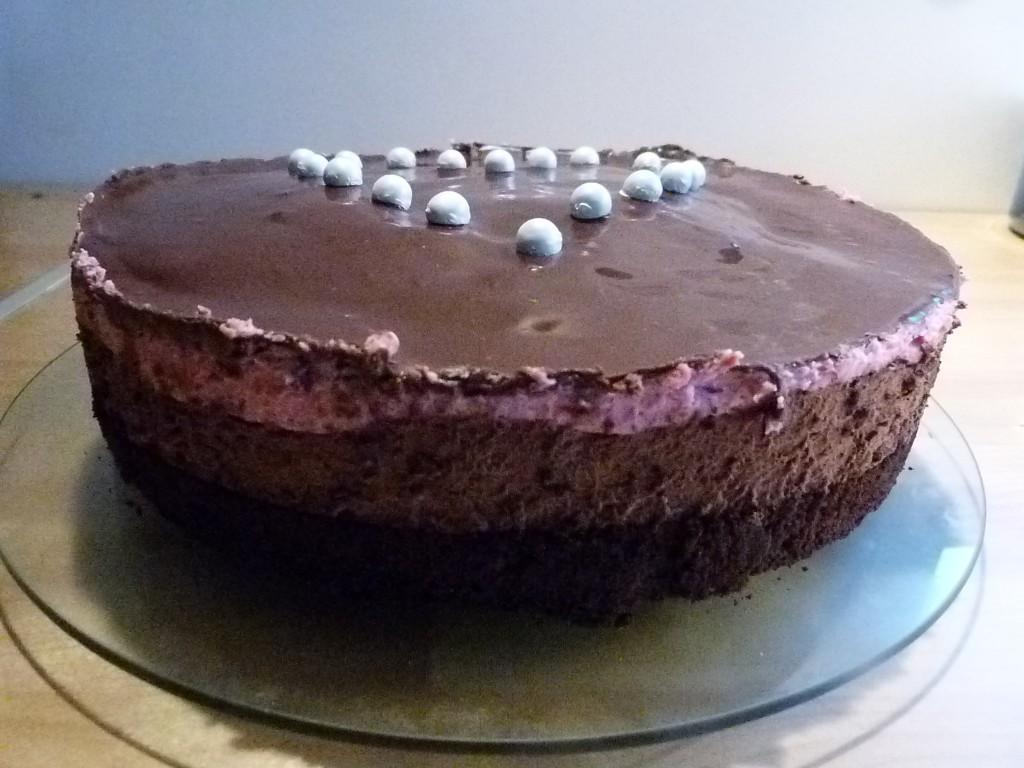 entremets chocolat framboises (34)