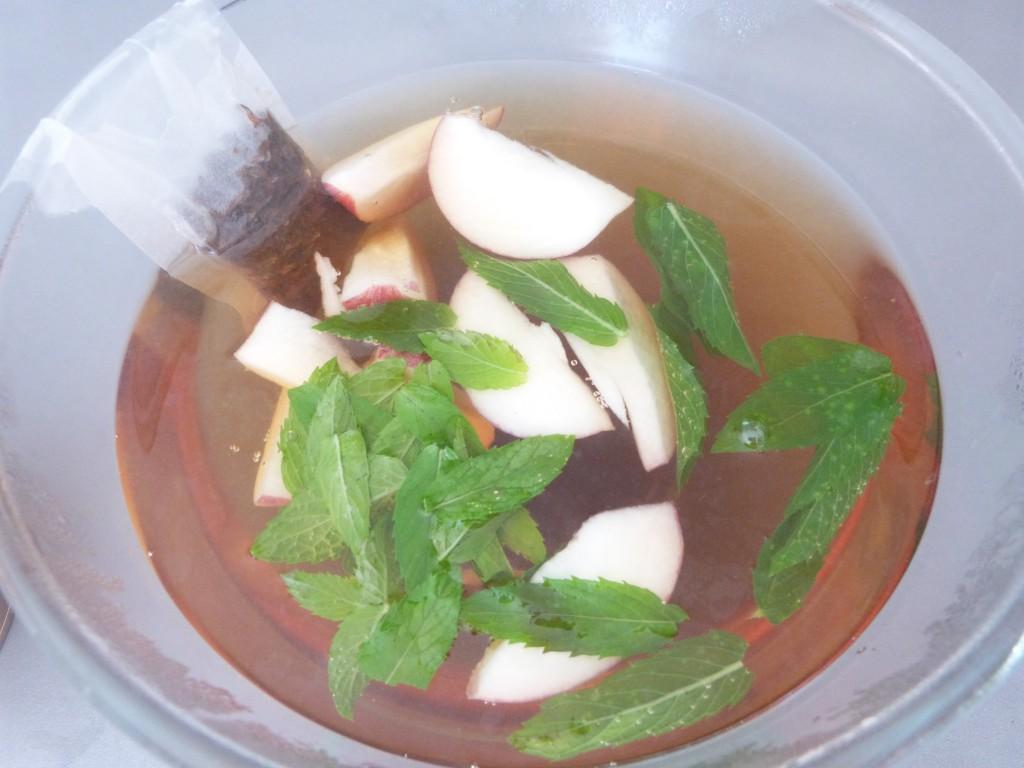 thé glacé peche menthe (3)