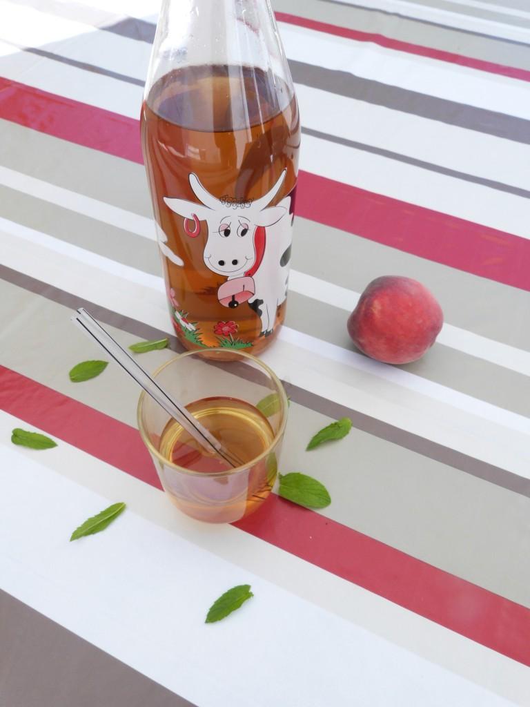 thé glacé peche menthe (5)