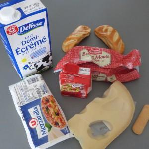 APLV aliments interdits