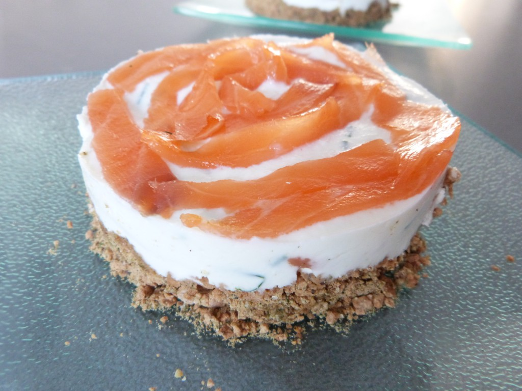 cheesecake saumon fromage blanc ciboulette (5)