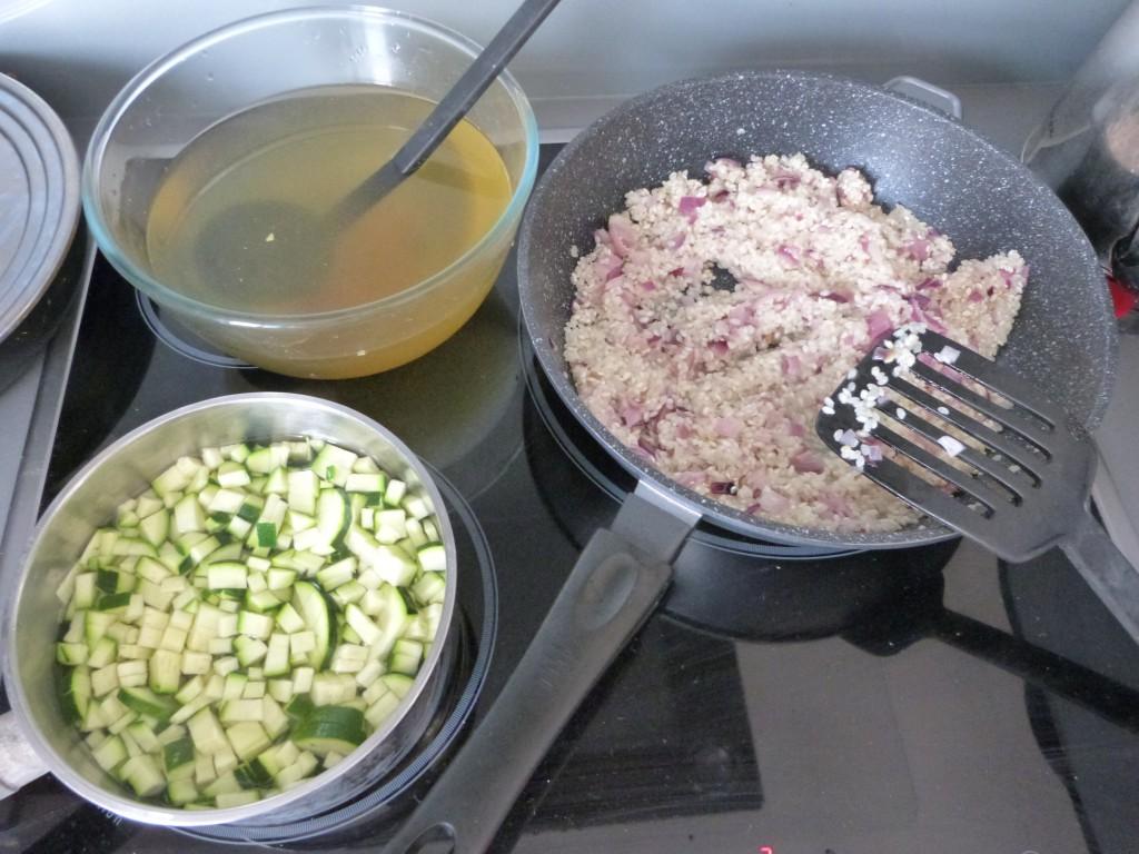 risotto courgettes parmesan (3)