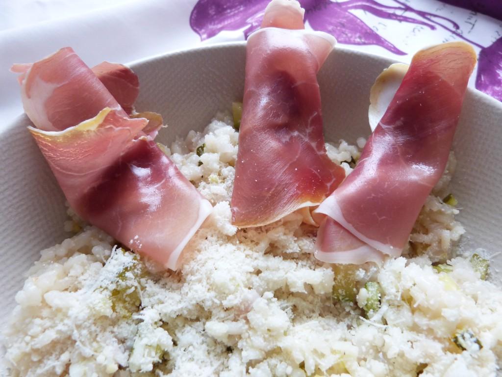 risotto courgettes parmesan (4)