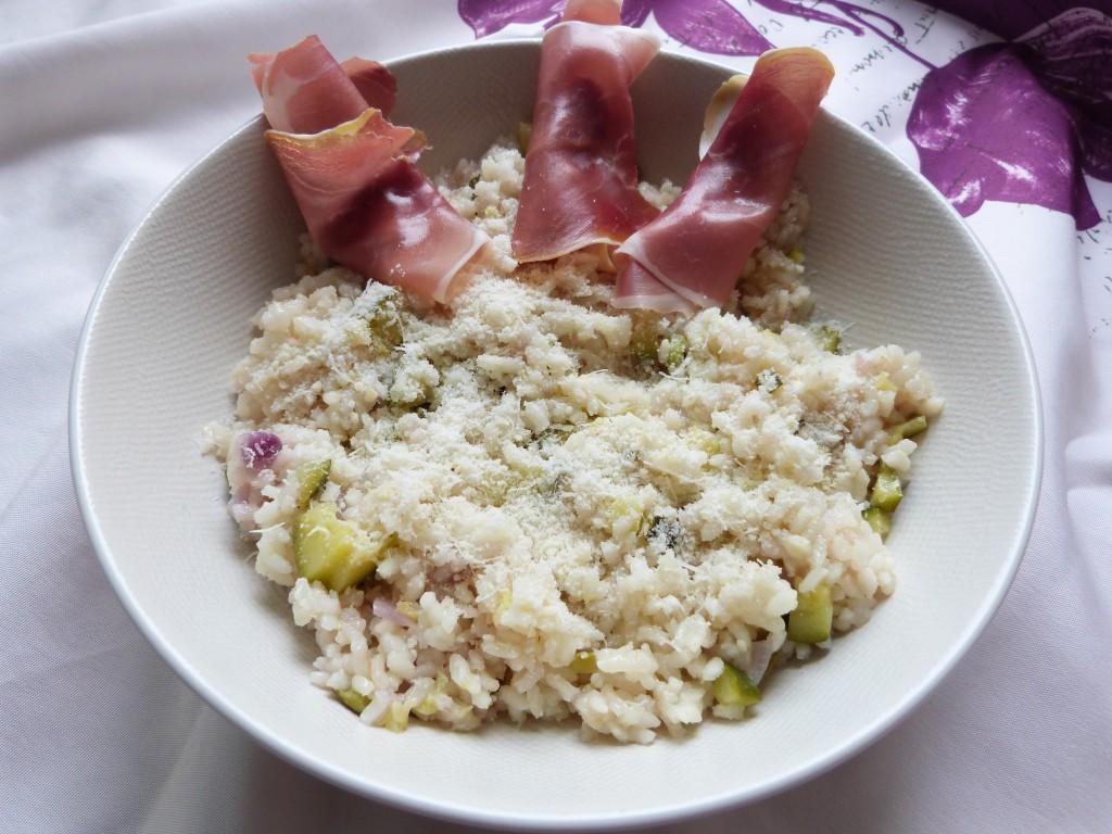 risotto courgettes parmesan (7)