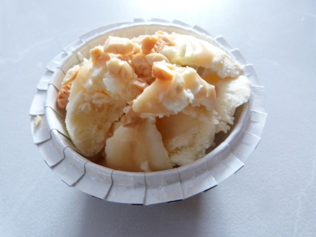 glace spéculoos sans sorbetière