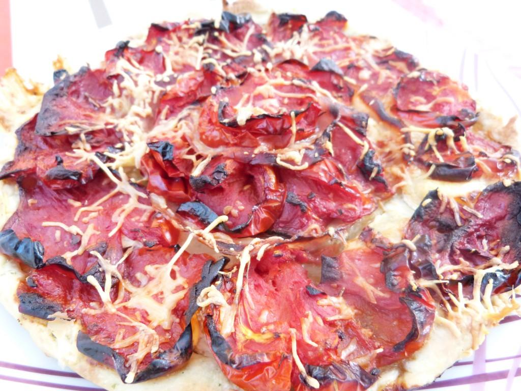 tarte tomates confites bacon chevre (2)