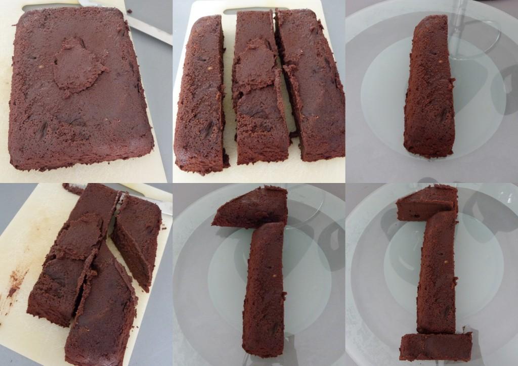 "gâteau ""mon 1er anniversaire"" - qui aime cuisiner aime mangerqui"