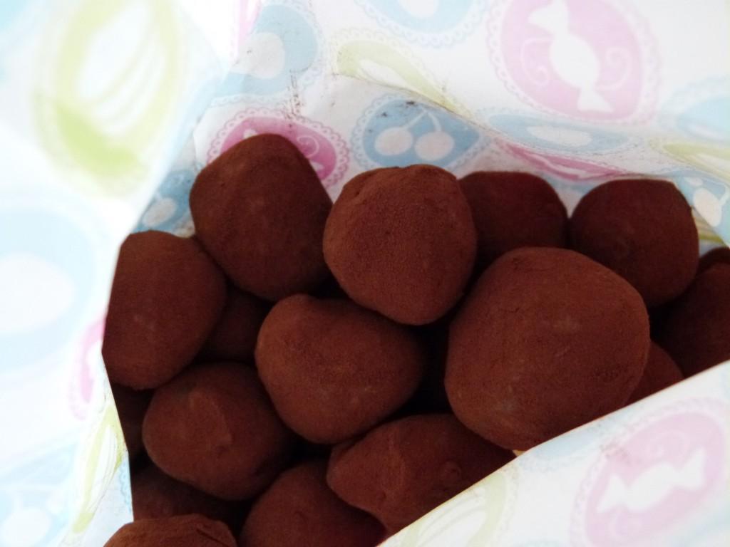 truffes caramel chocolat (3)