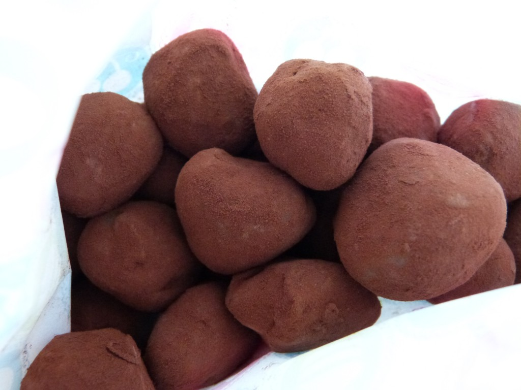 truffes caramel chocolat (5)