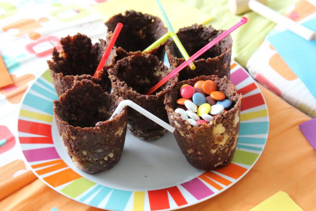 Cookies gobelets (6)
