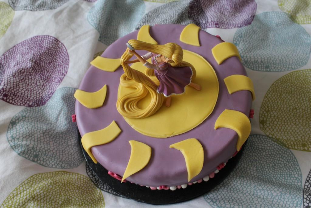 Raiponce gâteau 5 ans (12)