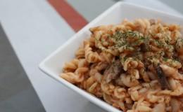 One pot pasta thon champignons tomate (10)
