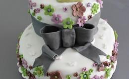 Wedding cake OUI A & P (9)