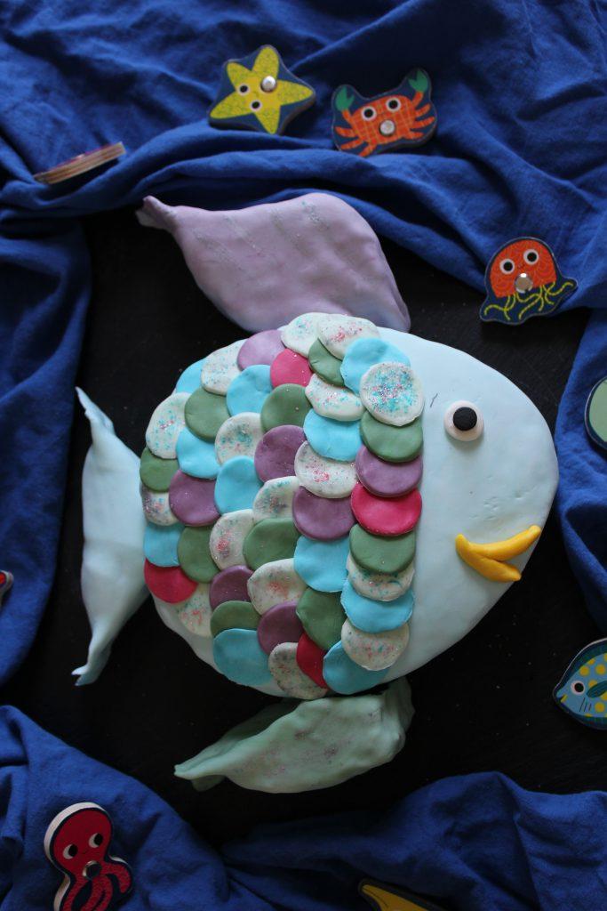 G teau arc en ciel le plus beau poisson des oc ans qui for Poisson les plus cuisiner